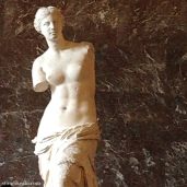 """""""Venus de Milo, in her half-baked shell, understood the nature of love very well, She said, 'A good love is delicious, you can't get enough too soon; It makes you so crazy, wanna swallow the moon'"""" - Jupiter (Jewel)"""