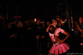 Halloween on Castro Street: not for the faint of heart