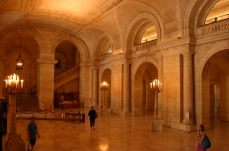 The New York City Public Library