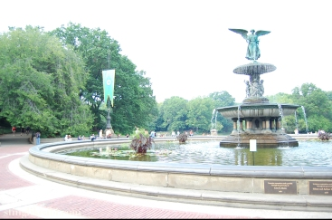 The Fountain of Bethesda