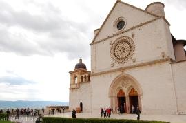 Basilica e Sacro Convento de San Francesco d'Assisi