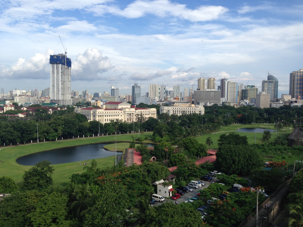 Manila: A Love/Hate Relationship with a Contradiction, Part II -- Old Manila