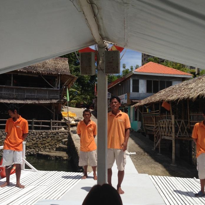 Islands boatmen