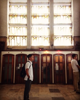 The Minor Basilica of the Black Nazarene. Confessionals: comfort rooms of the soul.