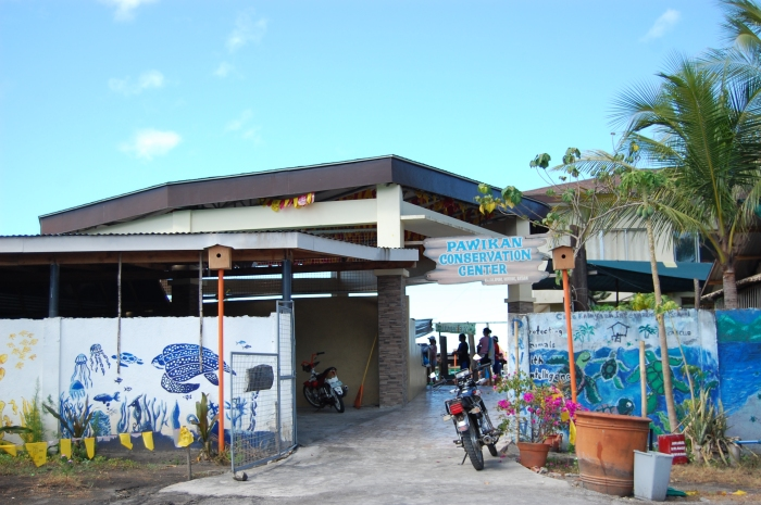 Pawikan Conservation Center