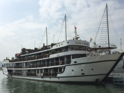Alisa Cruise ship, Ha Long Bay